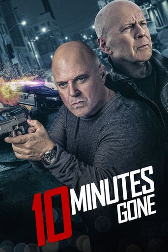 10 Minutes Gone Poster