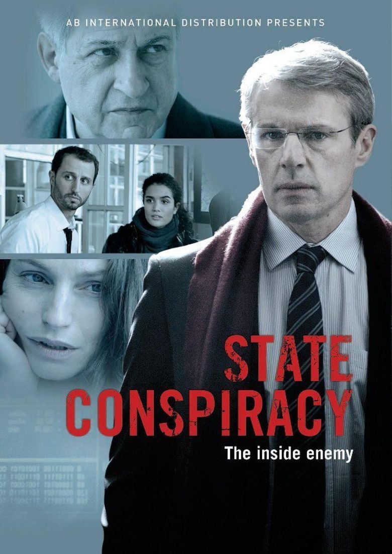 State Conspiracy Poster