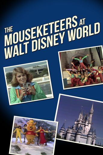 The Mouseketeers at Walt Disney World Poster