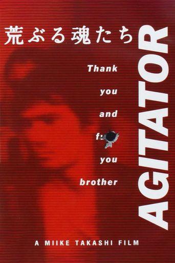 Agitator Poster
