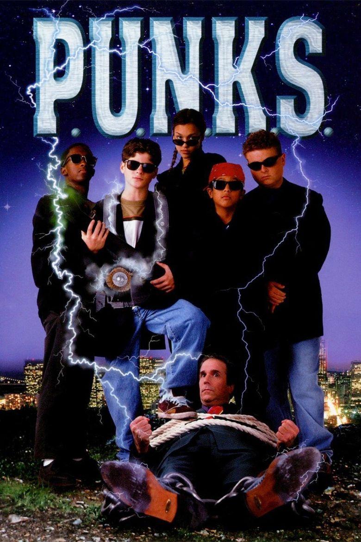P.U.N.K.S Poster