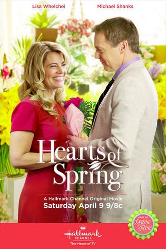 Hearts of Spring Poster