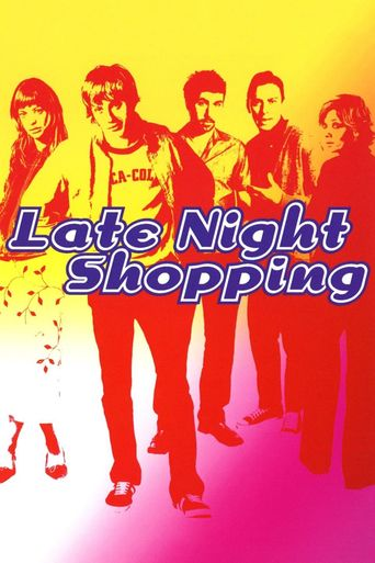 Late Night Shopping Poster