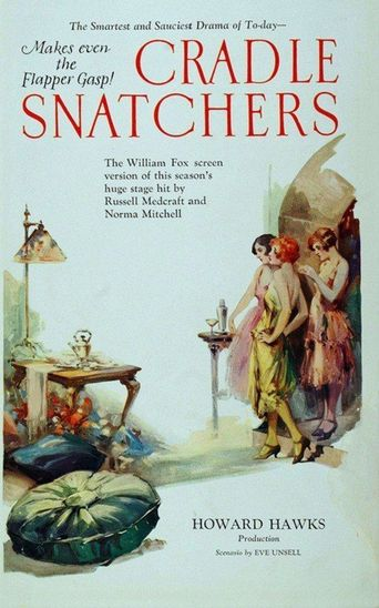 The Cradle Snatchers Poster