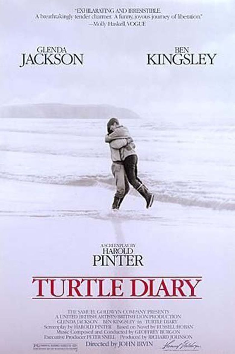 Turtle Diary Poster