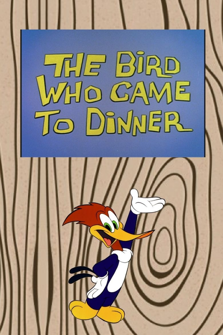 The Bird Who Came to Dinner Poster