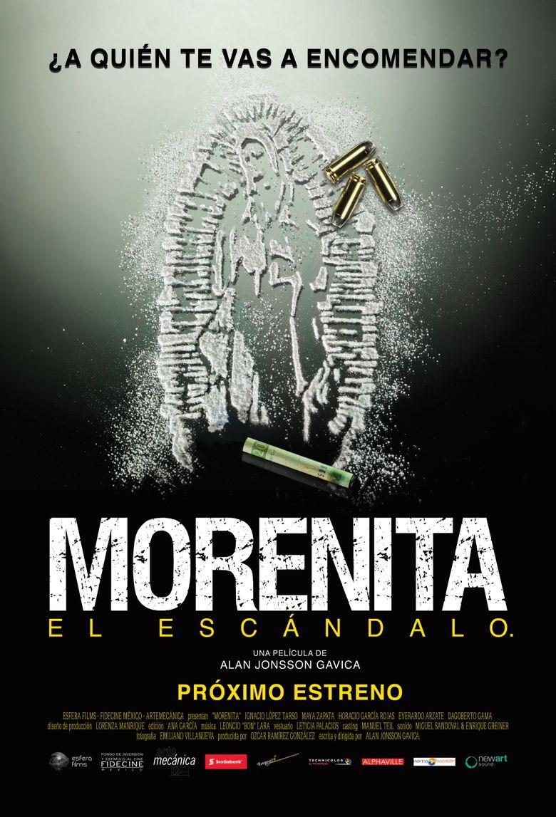 Morenita, El Escandalo Poster