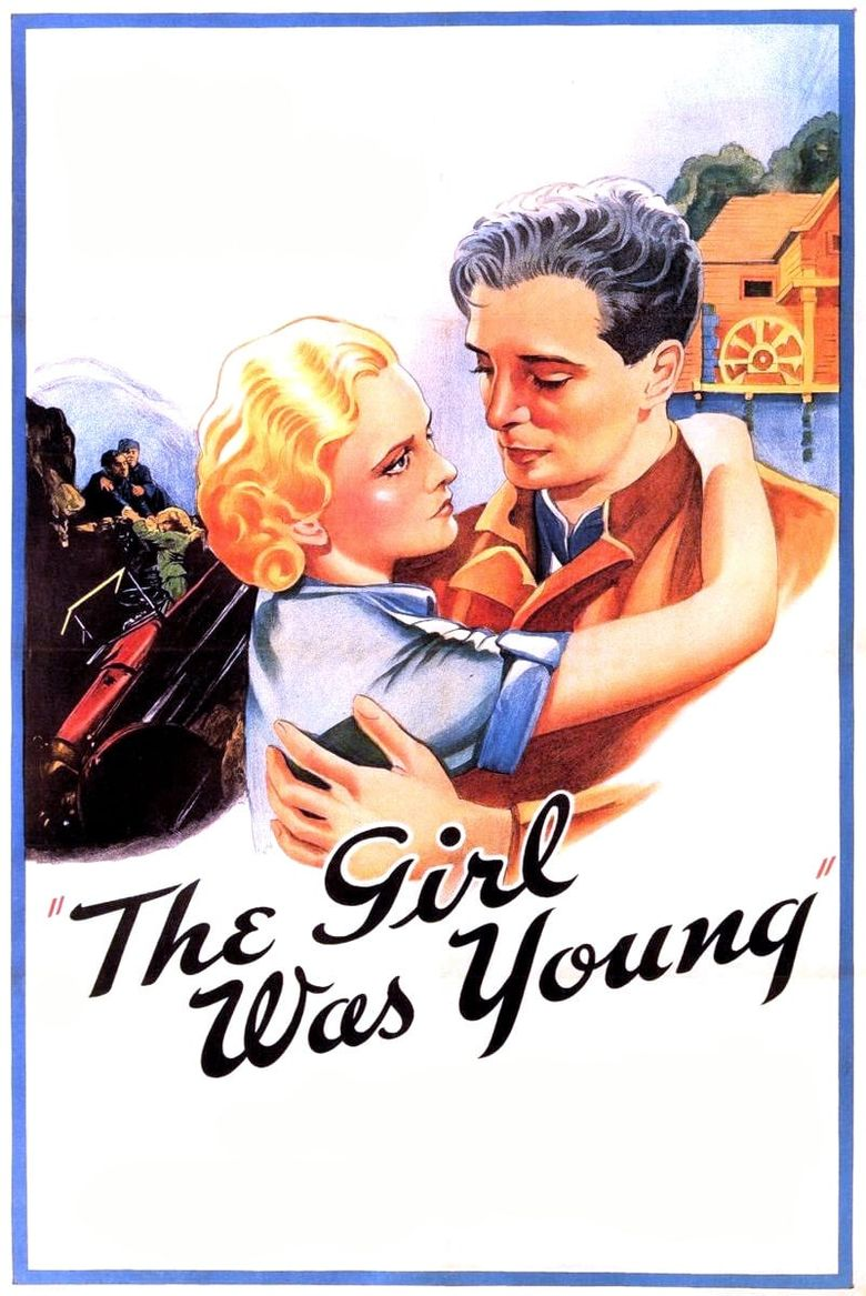 Young and Innocent Poster