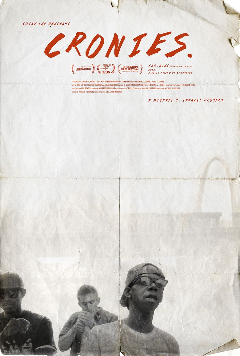 Cronies Poster