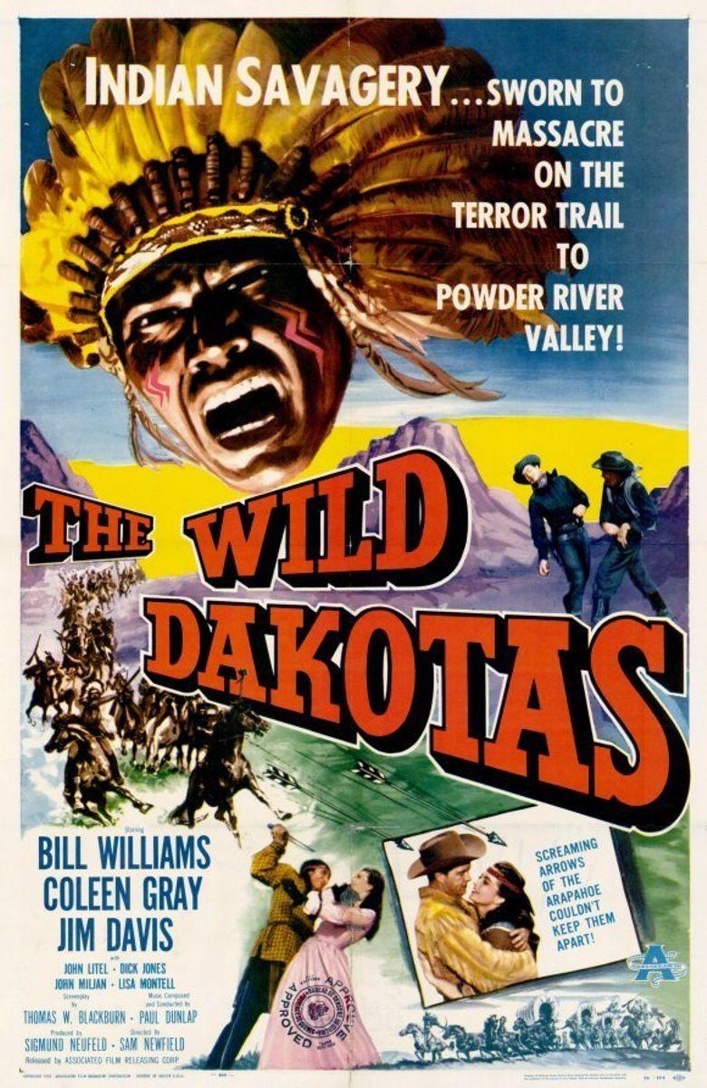 The Wild Dakotas Poster