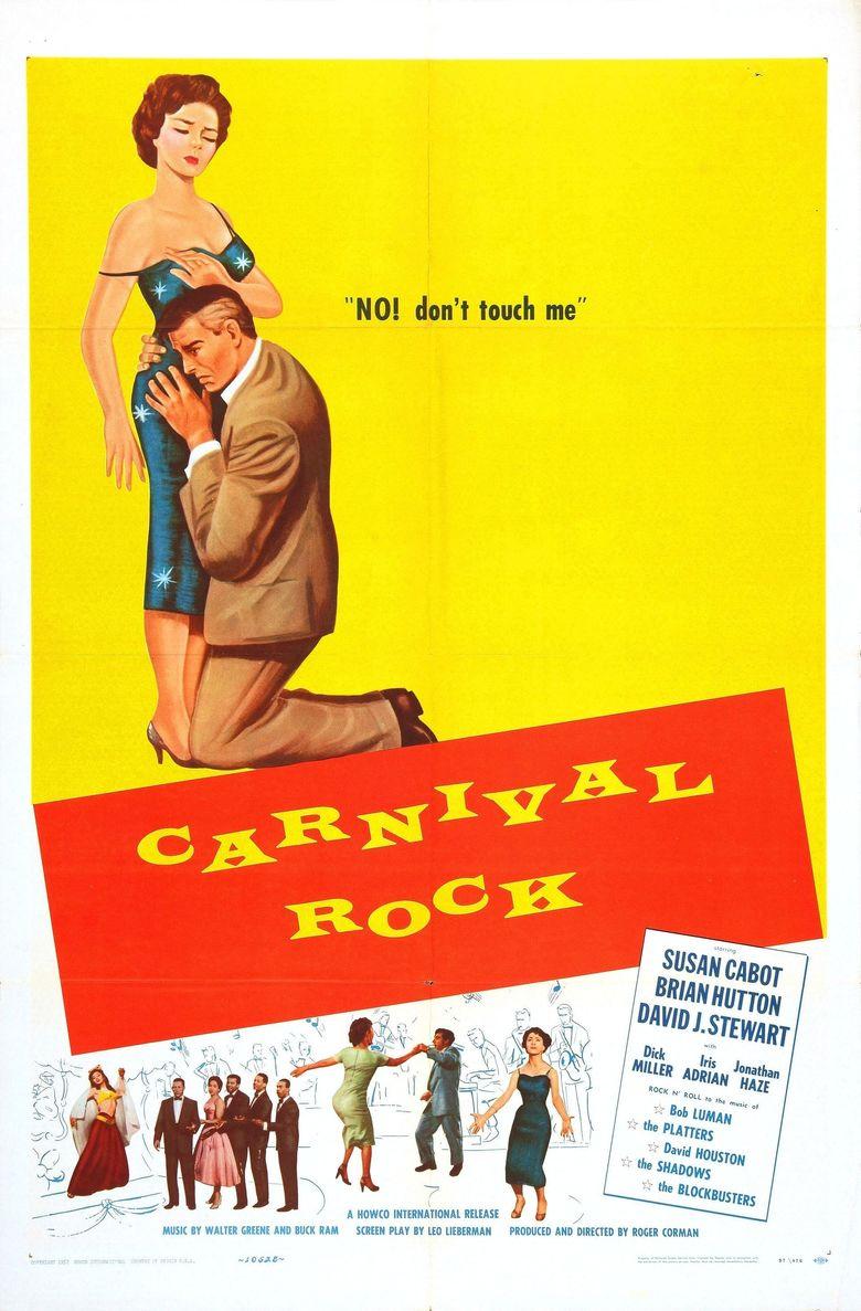 Carnival Rock Poster