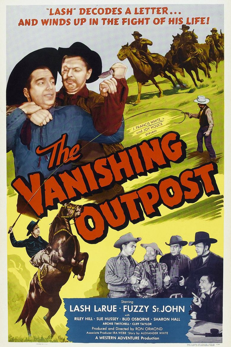 The Vanishing Outpost Poster