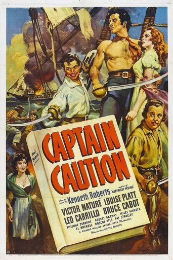 Captain Caution Poster