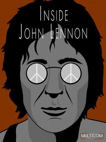 Inside John Lennon - Unauthorized Poster
