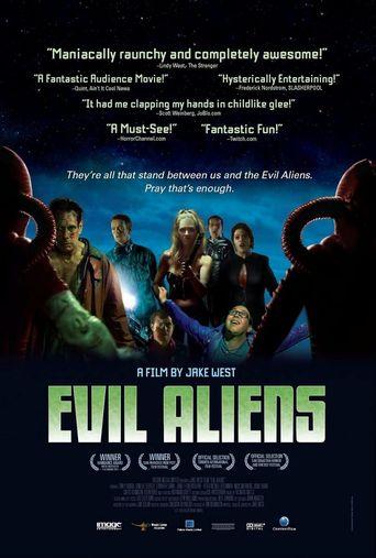Watch Evil Aliens