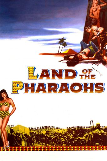 Land of the Pharaohs Poster