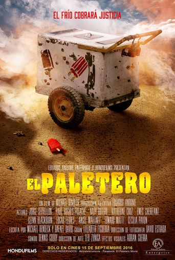 El Paletero Poster
