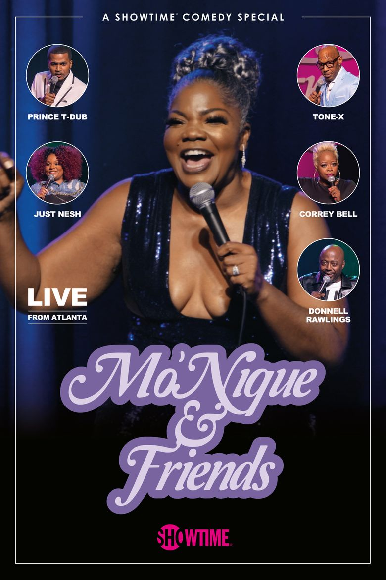 Mo'Nique & Friends: Live from Atlanta Poster