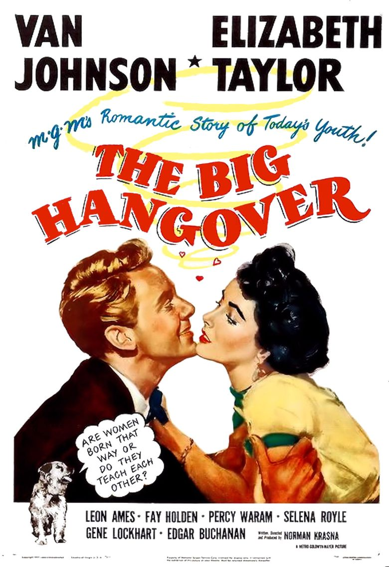 The Big Hangover Poster