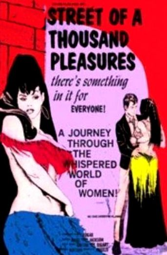 Street of a Thousand Pleasures Poster