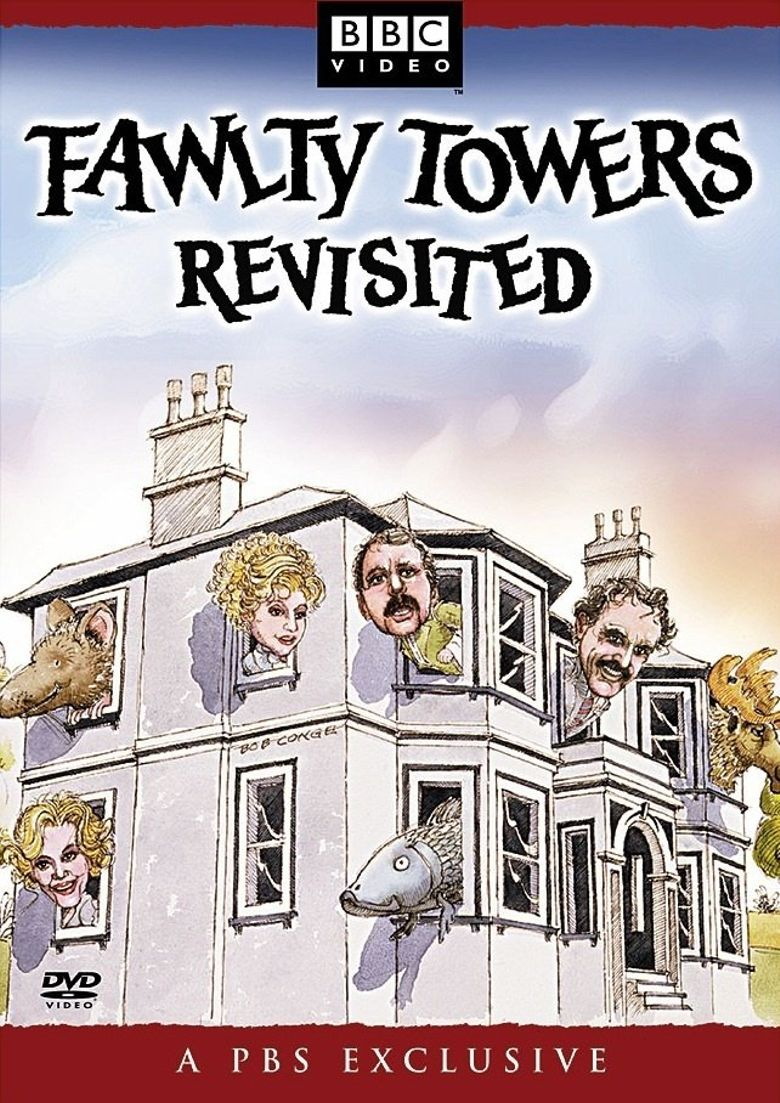 Fawlty Towers Revisited Poster