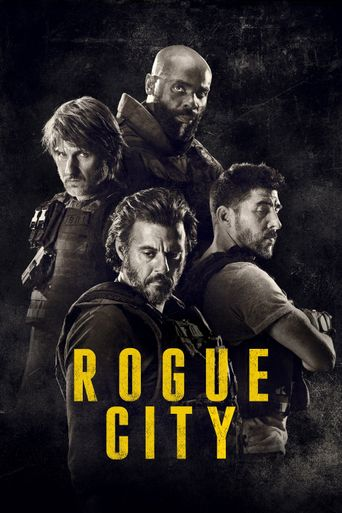 Rogue City Poster