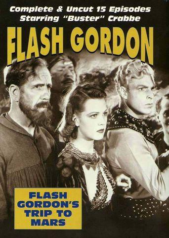 Flash Gordon: Trip to Mars Poster
