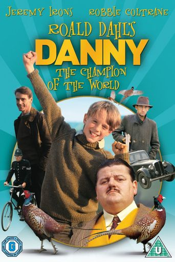 Danny, The Champion of the World Poster