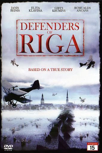 Defenders of Riga Poster