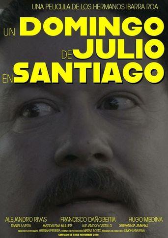 Un Domingo de Julio en Santiago Poster