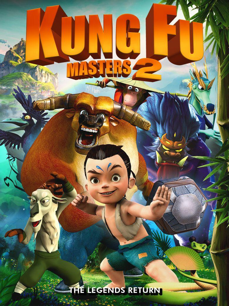 Kung Fu Masters 2 Poster