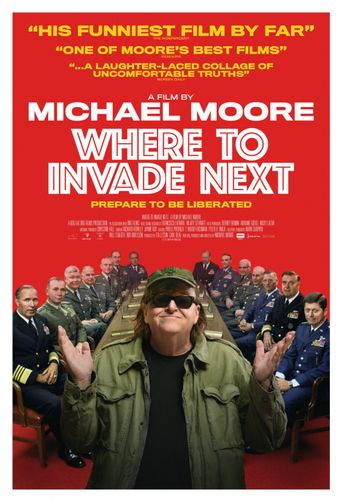 Watch Where to Invade Next