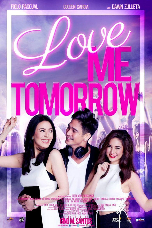 Love Me Tomorrow Poster