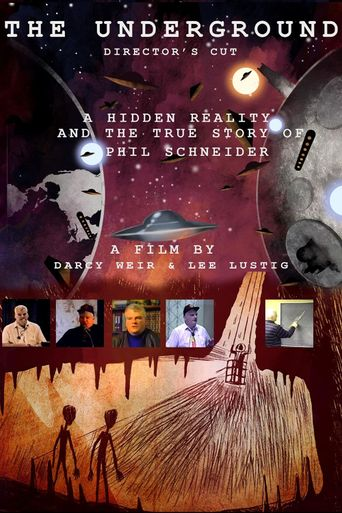 Beyond The Spectrum: The Underground Poster