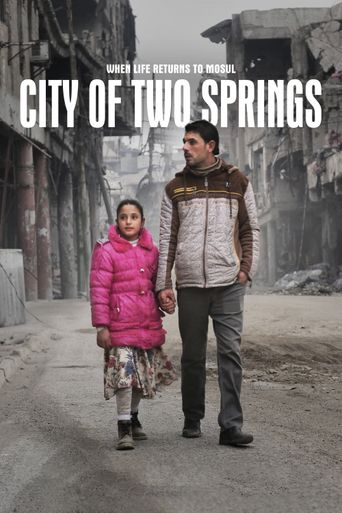 City of Two Springs Poster