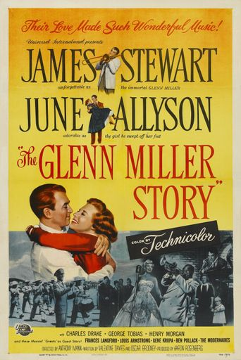 Watch The Glenn Miller Story
