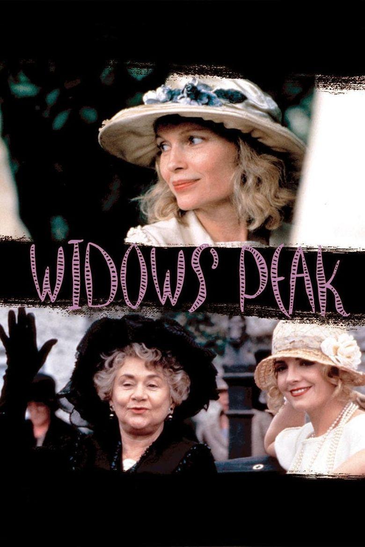 Widows' Peak Poster