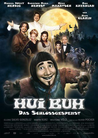 Hui Buh Poster