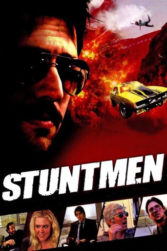 Stuntmen Poster
