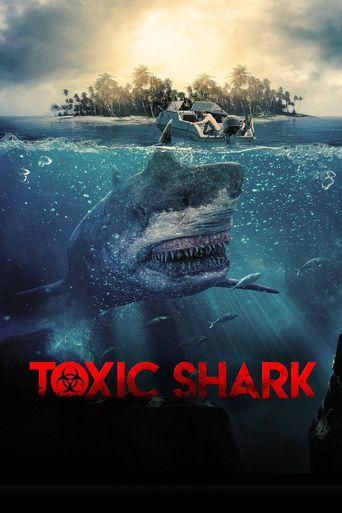 Toxic Shark Poster