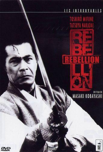 Watch Samurai Rebellion