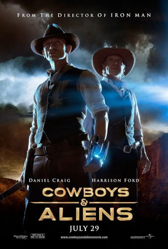 Watch Cowboys & Aliens