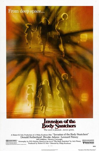 Watch Invasion of the Body Snatchers