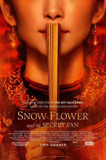 Watch Snow Flower and the Secret Fan