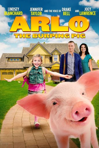 Arlo: The Burping Pig Poster