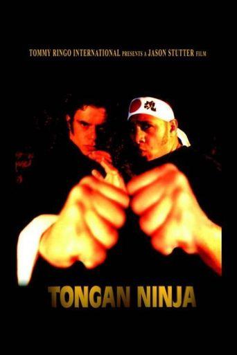 Tongan Ninja Poster