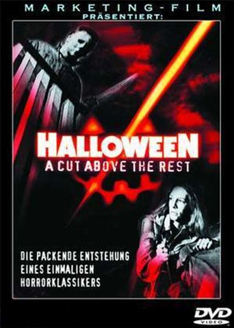 Halloween: A Cut Above The Rest Poster