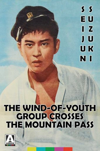 The Wind-of-Youth Group Crosses the Mountain Pass Poster