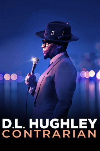 D.L. Hughley: Contrarian Poster