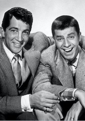 The Martin & Lewis Story: The Last Great Comedy Team Poster